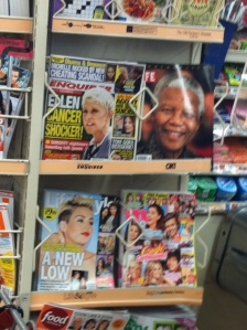 The Tabloid Rack