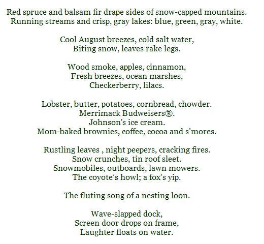 NH Poem