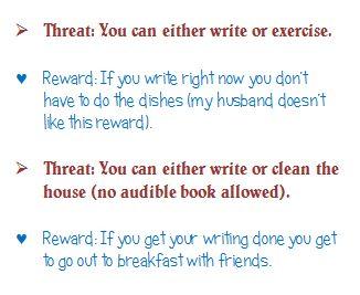 Rewards and Threats