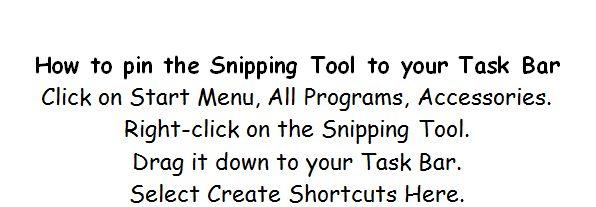 Task Bar Tip
