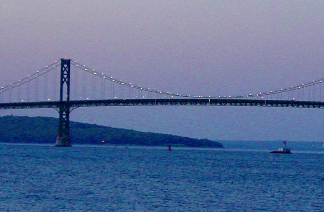 Mount Hope Bridge, Bristol RI
