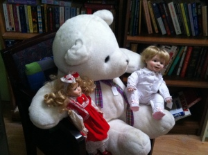 Teddy Bear Dolls