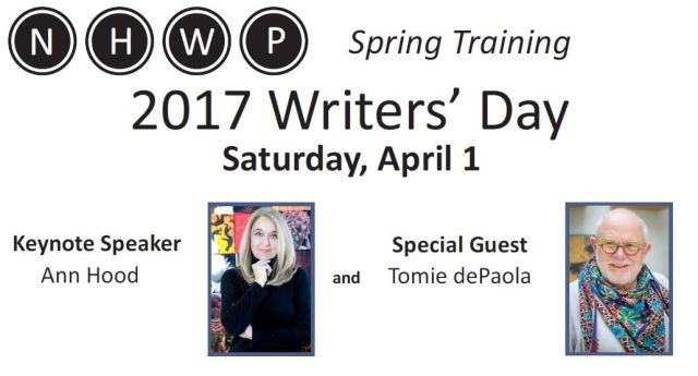 NH Writers Day - NHWritersProject.org